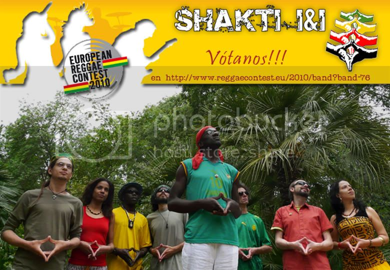 SHAKTI I&amp;amp;amp;I rototom banner